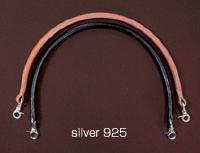 極太ロープ シルバー925 ナスカンタイプ