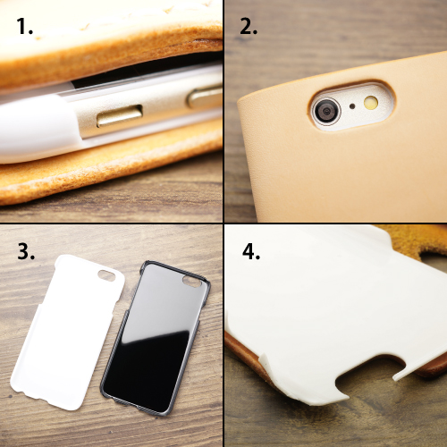 手帳型 iPhoneSE、iPhone5・iPhone5s・iPhone5cケース Dタイプ