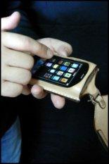 iPhone4 アイフォン4 革 ケース 06