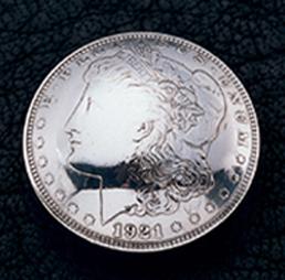 コイン コンチョ モルガン