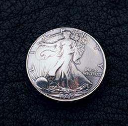コイン コンチョ ウォーキングリバティー