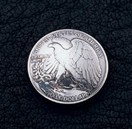 コイン コンチョ リバティーイーグル
