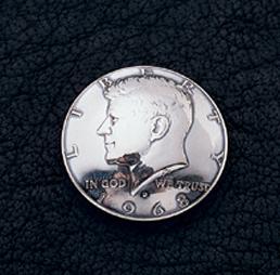 コイン コンチョ ケネディー